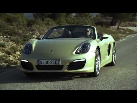 2013 Porsche Boxster Promo