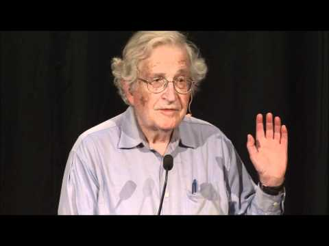 Noam Chomsky - &quot;The machine, the ghost, and the limits of understanding&quot;