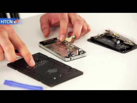 Changement écran iPhone 4. Notice de démontage et remontage