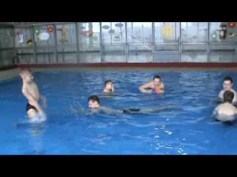 Plaváčci -voda baví, těší a pomáhá