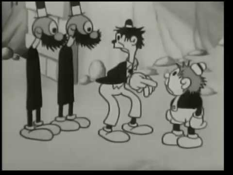 Wot A Night (Tom and Jerry Cartoon 1931)