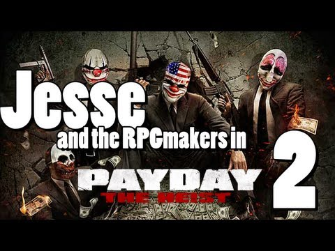 OMFG - Payday: The Heist - The Power of Oprah! [Part 2]