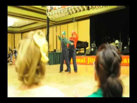 Super Mario Brothers Swing Dance - Original Version