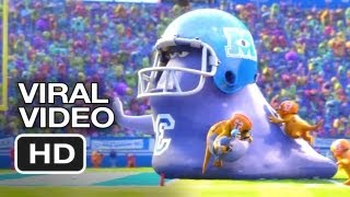 Monsters University Official Viral Video - A Message From The Dean (2013) HD