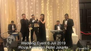 Sewa Band Minimalis Wedding Event 6 Juli 2019