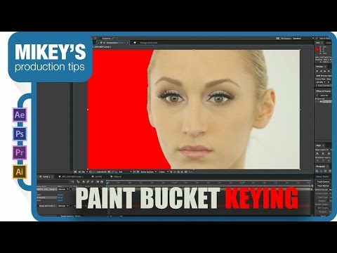 Paint Bucket Keying