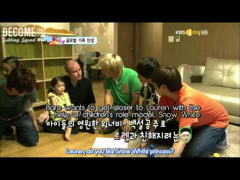 [B1SS] 120817 Hello Baby Season 6 with B1A4 - Episode 4 (4/4)
