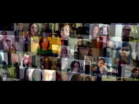 Eric Whitacre's Virtual Choir 2.0 - Lux Aurumque