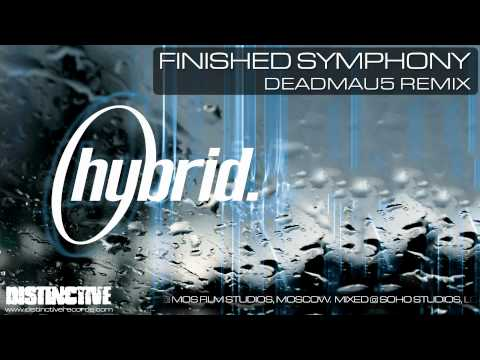 Hybrid - Finished Symphony [Deadmau5 Remix] -D8F21Xb0LR4
