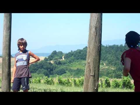 Contastorie in vigna a VILLA PETRIOLO - La magia verde della strega Lisabetta - KATIA FRESE - 2 -