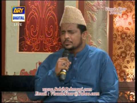 URDU HAMD(Allah Ho Akbar)SYED SABIH REHMANI.BY  Naat E Habib