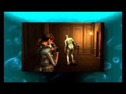 Resident Evil Revelations E3 Gameplay Video 1