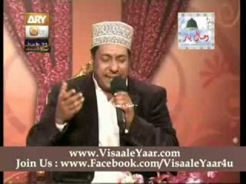 Rafiq Zia In Qtv Program Naat Zindagi Hai 24-01-2014 With Sarwar Naqshbandi.By  Naat E Habib