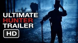 Abraham Lincoln: Vampire Hunter Ultimate Hunter Trailer (2012) Timur Bekmambetov Movie HD