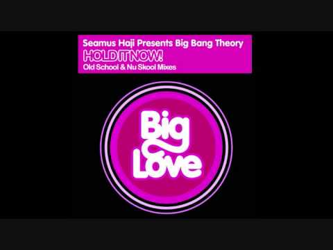 Seamus Haji Presents Big Bang Theory - Hold It Now! (Old School Mix)