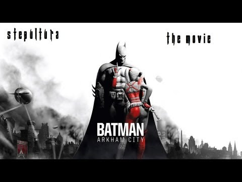 Batman Arkham City The Movie