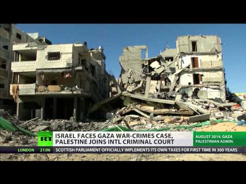 Israel faces Gaza war-crimes case, Palestine joins intl criminal court