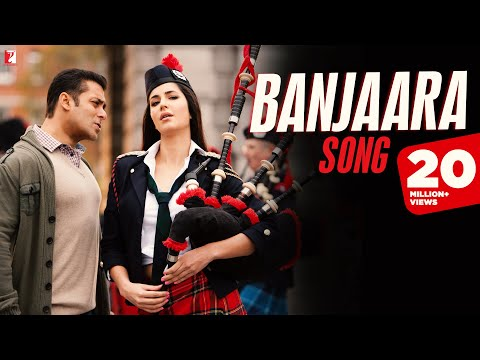Banjaara - Song - Ek Tha Tiger - Salman Khan &amp; Katrina Kaif