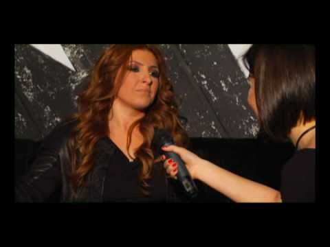 ELENA PAPARIZOU in Bulgaria (2011)