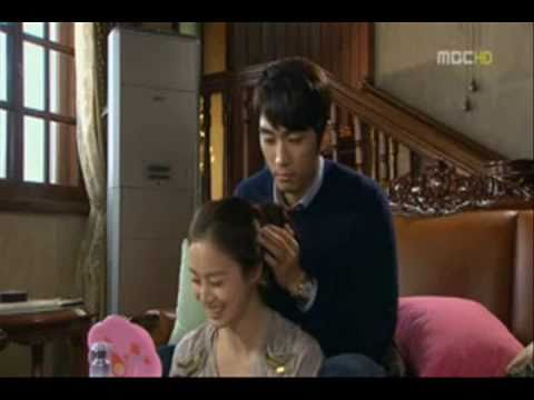 Kim Tae Hee and Song Seung Hun  - my princess precious moments