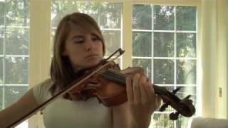 Final Fantasy VII Cosmo Canyon Red XIII Theme Violin Cover
