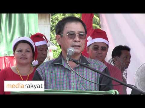 Wilfred Bumburing: Pimpinan Pakatan Rakyat Betul-Betul Menghargai Kebebasan Beragama Di Malaysia