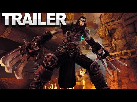 "Darksiders II - Behind The Mask: ""Death's World"" Trailer"