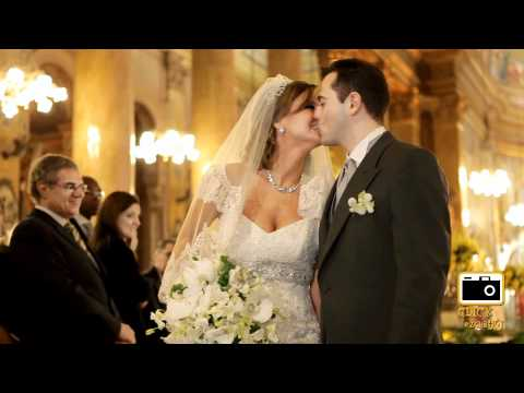 TRAILER MIRELLA E RICARDO CANON 5D Wedding Highlight
