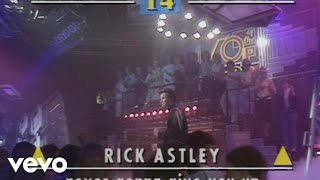 Rick Astley – Never Gonna Give You Up Top Of The Pops 1987