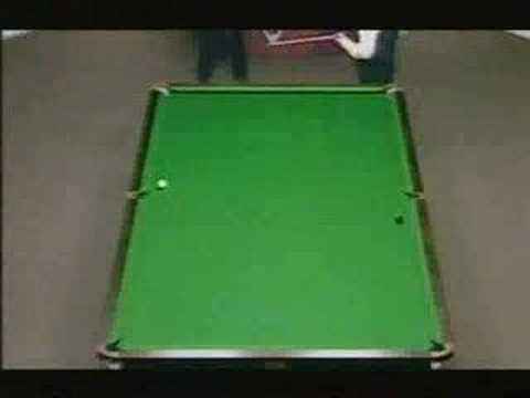 Steve Davis vs Dennis Taylor World Championship Final 1985