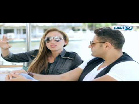 بالفيديو.. ريهام سعيد لمحمد نور: بحبك .. ويرد عليها: لا أرتبط بمن هي أكبر مني