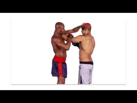 Anderson Silva: The Muay Thai Clinch (Countering Escapes)