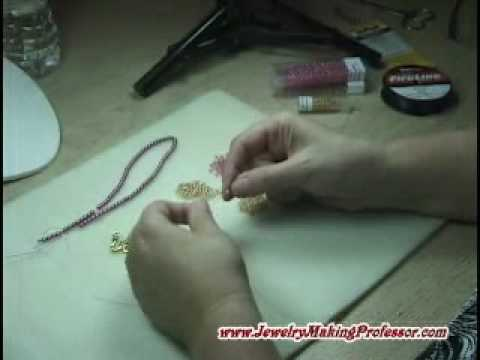 Beading Pattern: St. Petersburg Chain Necklace
