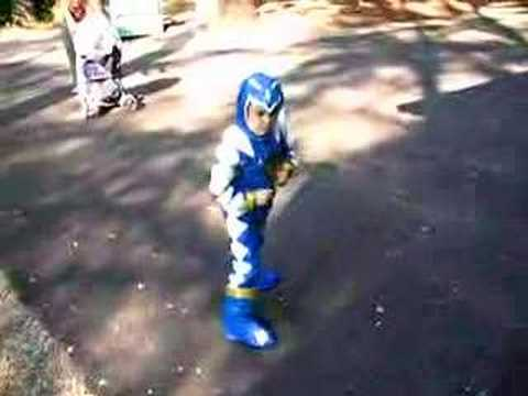 Power Ranger Dino Thunder Apprentice
