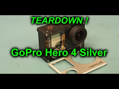 EEVblog #672 - GoPro Hero 4 Silver Teardown