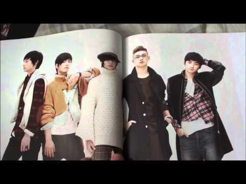 Pledis Boys Magazine Vol.1 [REVIEW]