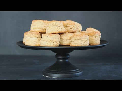 The Trick to Buttery, Flakey Biscuits- Kitchen Conundrums with Thomas Joseph