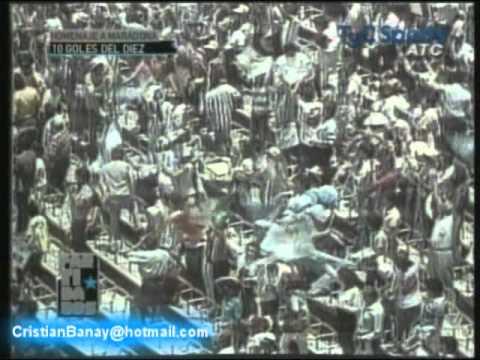 Mauro Viale, de marcar una época al histórico gol de Diego Maradona a los ingleses