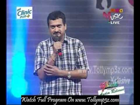 Ganesh Speech @ 'Theen Maar' Audio Release Part 15 [