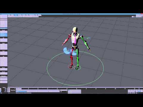 LightWave 2015: How to Use the Genoma 2  to Unity Preset - Part 2
