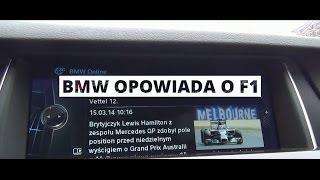 Funkcja BMW Online - wrażenia z użytkowania