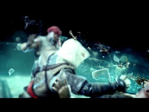 Edward Kenway, un pirata entrenado por los Asesinos - Assassin's Creed 4: Black Flag