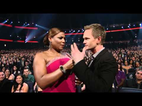 People's Choice Awards 2011- Neil Patrick Harris and Queen Latifah
