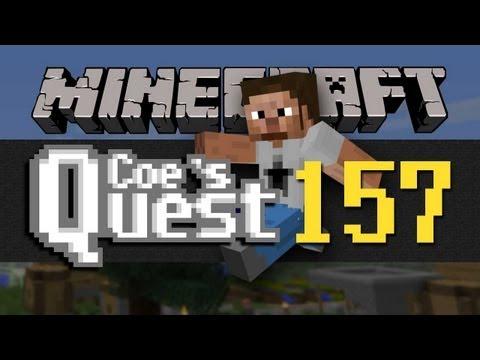 Coe's Quest - E157: Blast! (Minecraft)