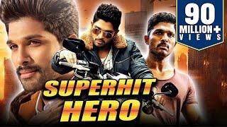 Superhit Hero (2019) Telugu Hindi Dubbed Full Movie  Allu Arjun, Gowri Munjal, Prakash Raj