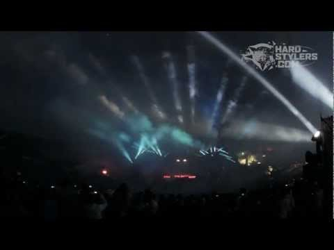 Tomorrowland 2011 David Guetta Day 3 Endshow HQ Full HD - Fireworks - Vuurwerk & Lasers