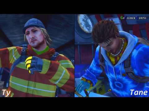 SSX 2012 - All Characters Signature Tricks Montage (No DLC)