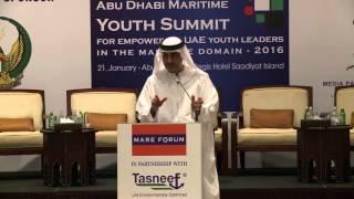 Mahmood Al Bastaki on CNBC Arabia during in Jalsat Al A'amal