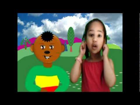 Five Senses (Sense Organs) (Amharic) - FHLETHIOPIA.COM