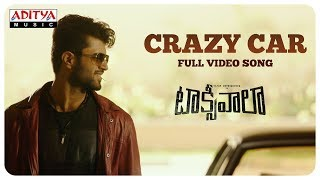 Crazy Car Full Video Song || Taxiwaala
